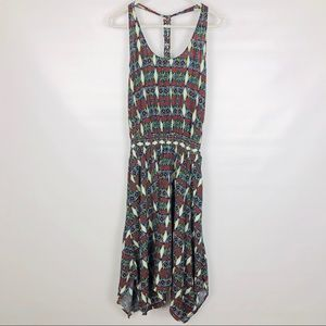 XHILARATION | Aztec Dress- 0299